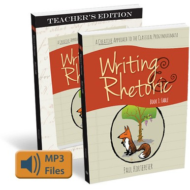 How to Teach a Child to Write Well {Writing and Rhetoric CAP Review}