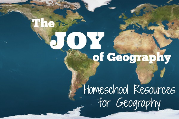 The Joy of Geography