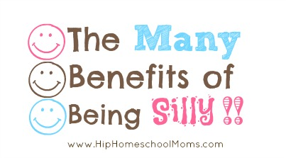 The Many Benefits of Being Silly