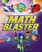 Math Blaster Review & Giveaway {Closed}