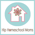 Hip Homeschool Moms Button