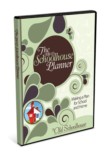 The Old Schoolhouse Homeschool Planner – Review & Giveaway {Closed}