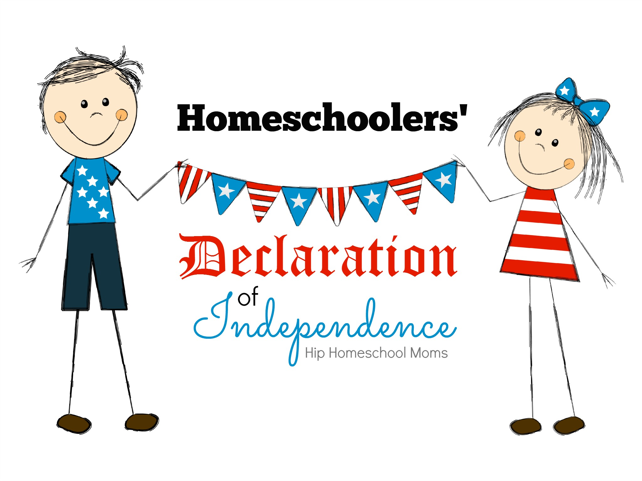 Homeschoolers' Declaration of Independence