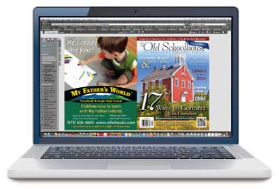 The Old Schoolhouse Magazine – *NEW* Digital Magazine Giveaway {Closed}