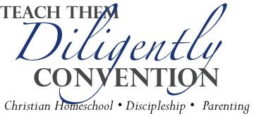 Teach Them Diligently:  Homeschool Convention and Giveaway! {Closed}