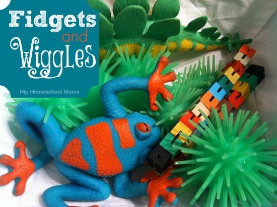 Teaching Kids with Fidgets and Wiggles