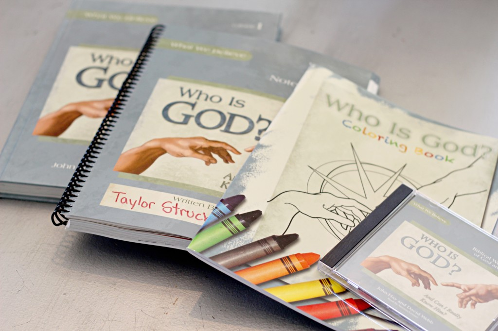 Apologia Who Is God? Review & Giveaway {Closed}