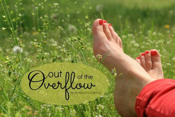 out of the overflow
