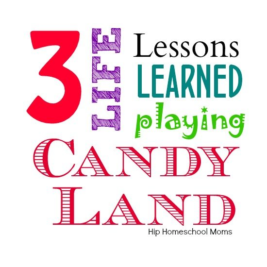 3 Life Lessons Learned Playing Candy Land