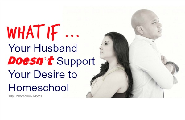 your husband doesnt support