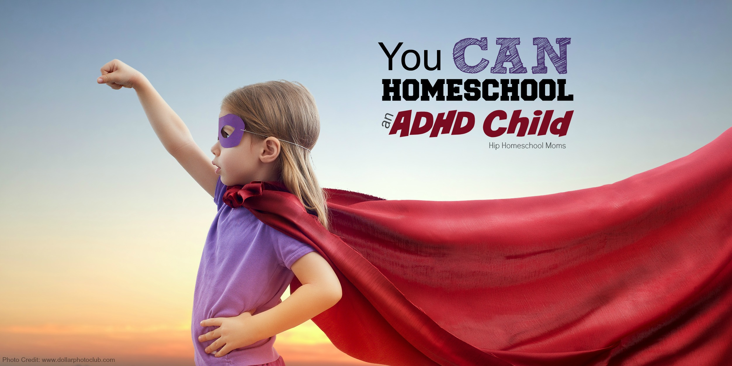 homeschool an ADHD Child
