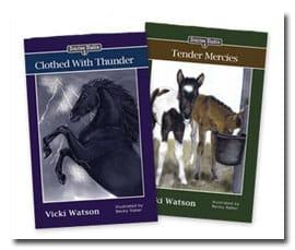 Sonrise Stable horse books