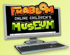 Fraboom Online Children's Museum REVIEW | www.hiphomeschoolmoms.com