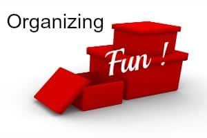 Organizing Fun