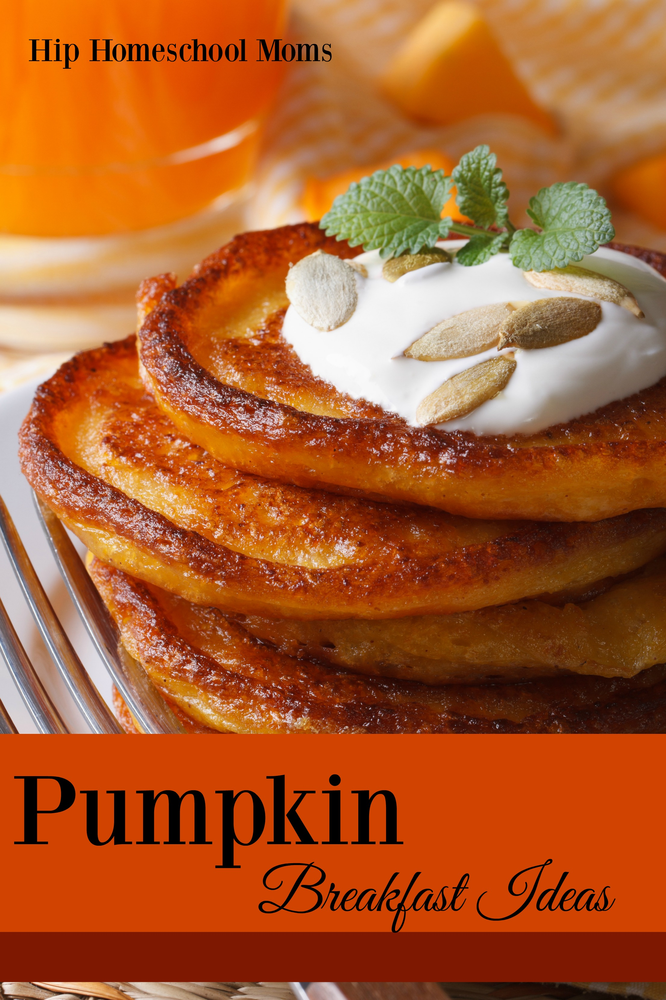 Pumpkin Breakfast Ideas