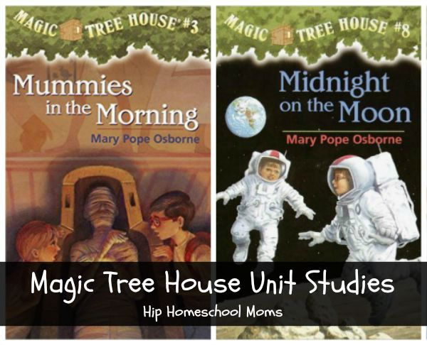 Magic Tree House Pinnable Image