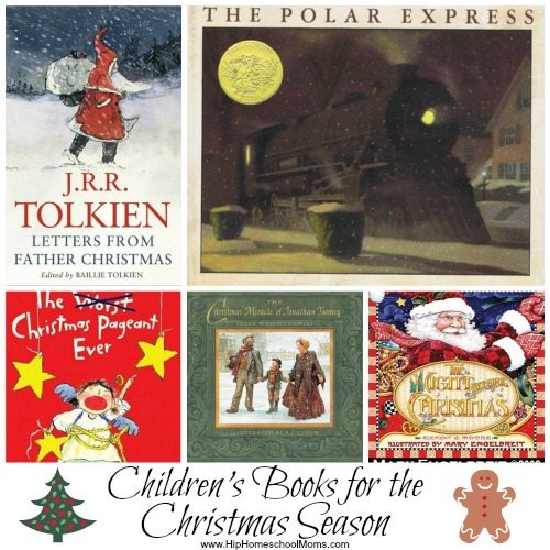 Children's Books for the Christmas Season
