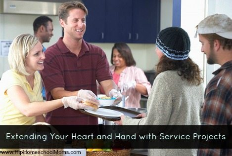 Extending Your Heart and a Hand with Service Projects During the Holiday Season (and Beyond)
