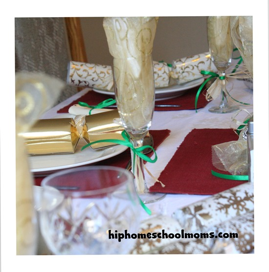 Quick And Easy Christmas Table Decor Ideas Hip