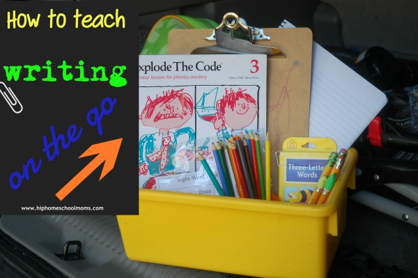 Teaching Writing on the Go