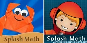 Splash Math Review & Giveaway