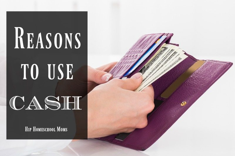 Reasons to Use Cash