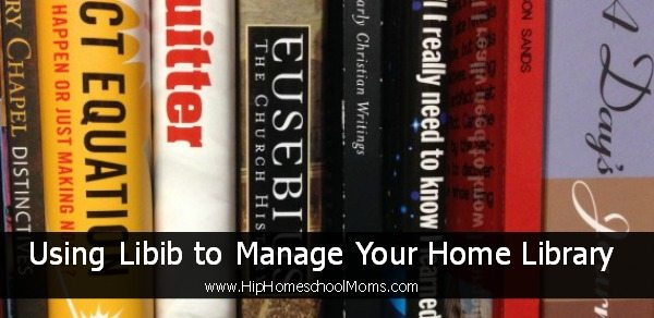 Using Libib to Manage Your Home Library