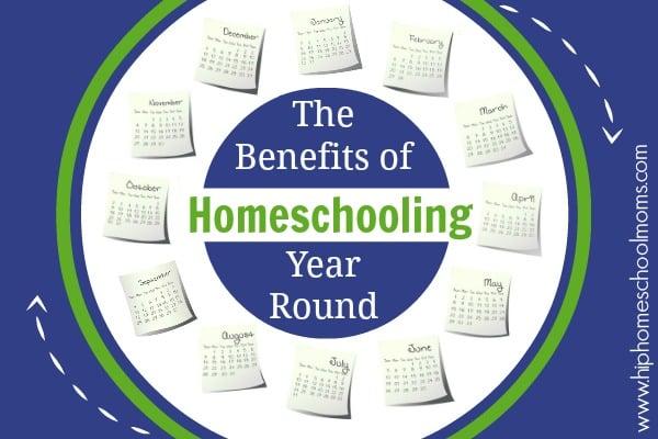 Homeschooling Year Round