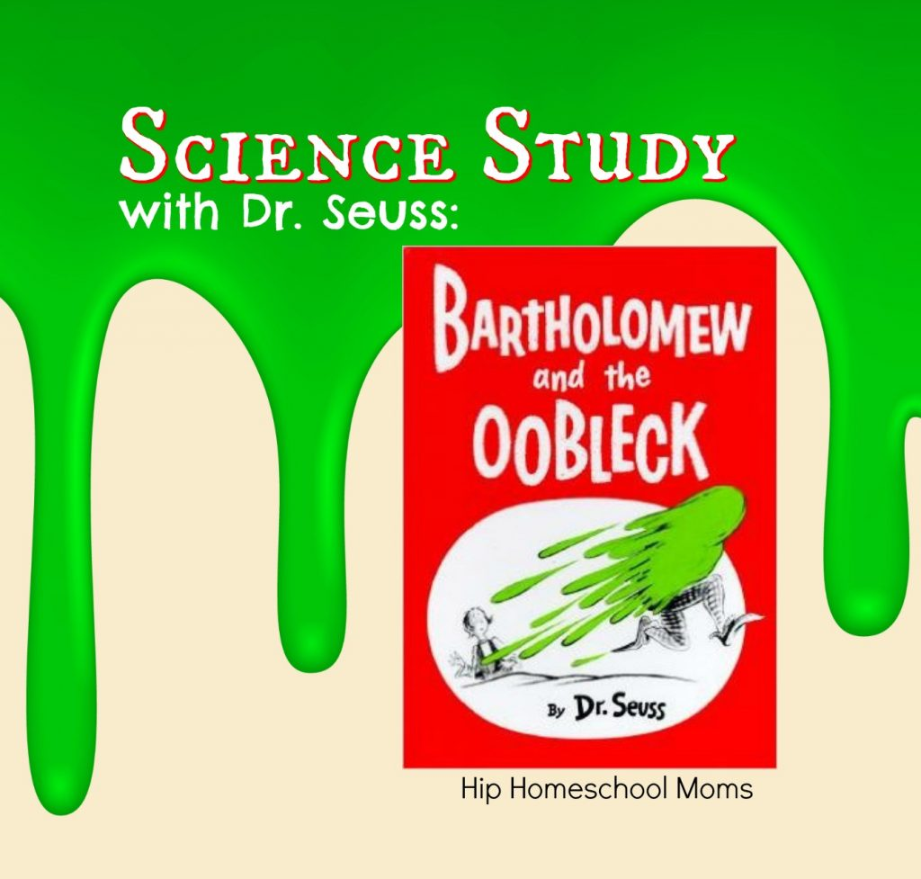 science study with Dr Seuss