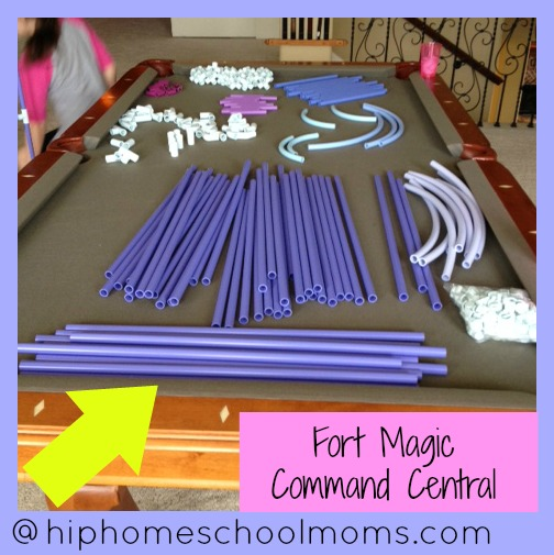 Fort Magic Command Central