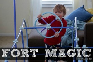 Fort Magic Review and Giveaway!