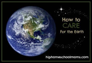 How to CARE for the Earth