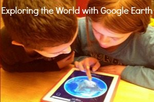 Exploring the World with Google Earth
