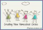 Creating New Homeschool Circles