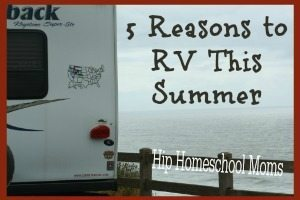 5 Reasons to RV This Summer