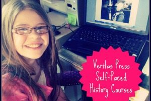 Veritas Press Self-Paced History Course Review & Giveaway