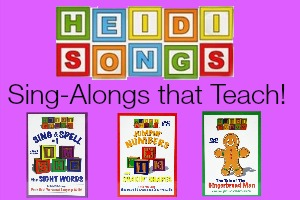 Heidi Songs Review & Discount Offer!
