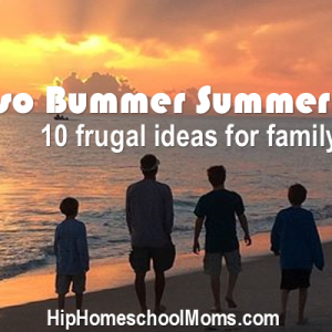 10 Frugal Ideas for Family Time