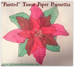Legend of the Poinsettia Art Activity