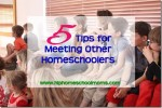 5 Tips for Meeting Other Homeschoolers