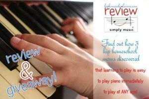 Simply Music Review & Giveaway!