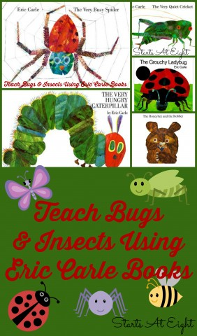 Teach-Bugs-and-Insects-Using-Eric-Carle-Books-282x480