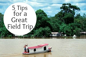 Five Tips for a Great Homeschool Field Trip