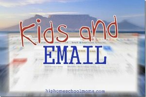 HHM Kids and Email Featured Image