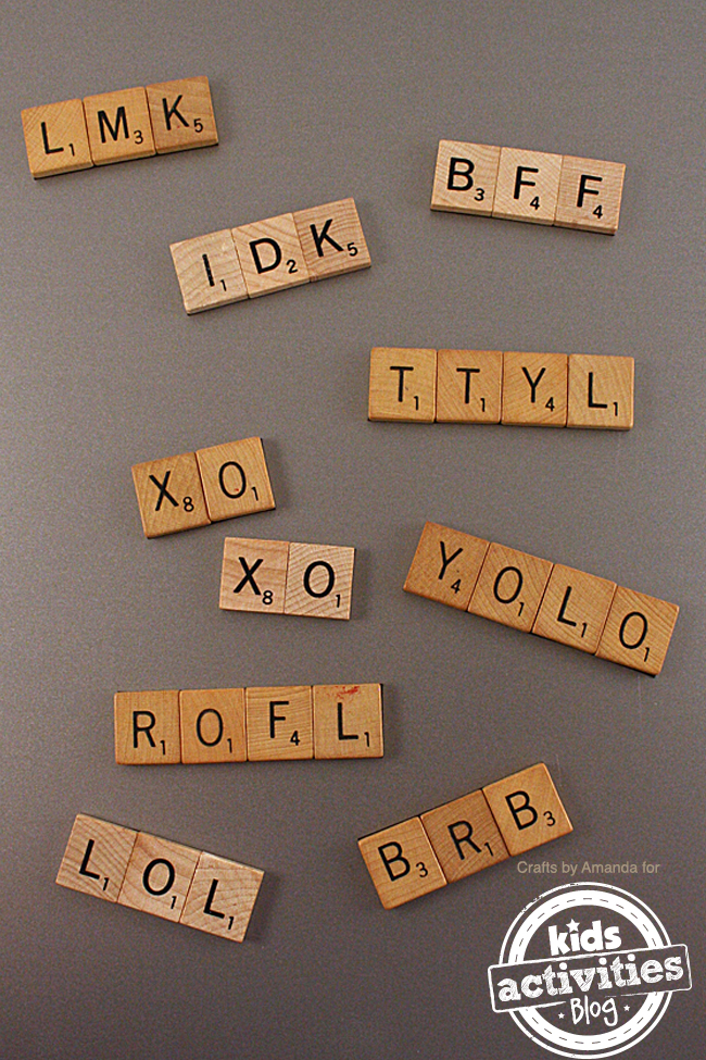 Scrabble-Tile-Craft-Acronym-Magnets