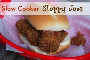 HHM Slow Cooker Sloppy Joes Featured Image