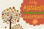 A Hip Autumn Homeschool Celebration