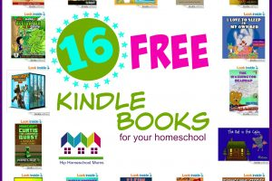 16 Free Kindle Books for your Homeschool