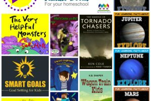 12 Free Kindle Books for your Homeschool