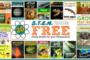 20 Free STEM Kindle Books